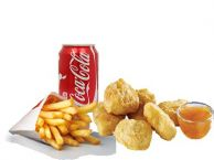Golden Nuggets menu