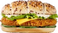 Honey chicken Sandwich