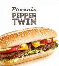 Phoenix Pepper Twin